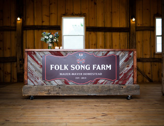 Folk Song Farm - Where forever begins